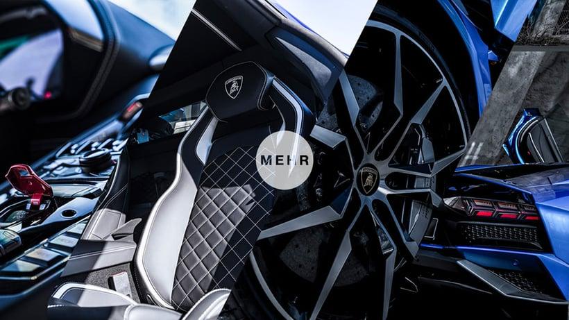 Lamborghini Aventador - informieren, kaufen oder leasen