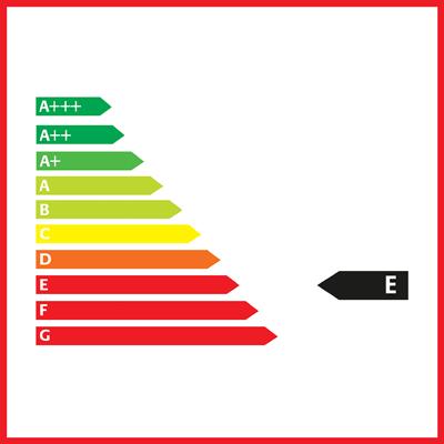 Fahrzeug Effizienz Klasse E